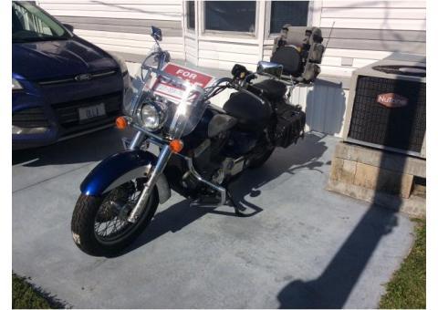 2009 Honda Shadow 750VT