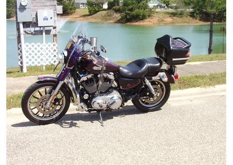 Harley XL 1200 Low