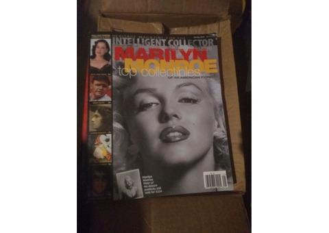 Marilyn Monroe Collectable magazine