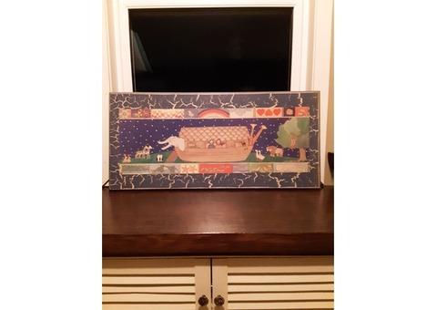 Noah's Ark Wall Art