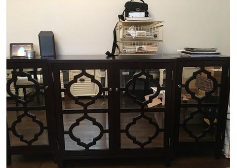 Storage/media cabinet